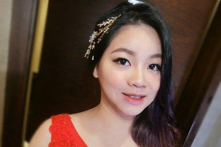 Monica子縜老師-宜庭新娘
