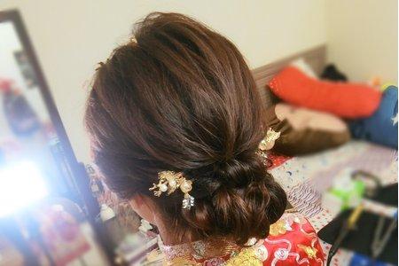Monica子縜老師-玉濃新娘