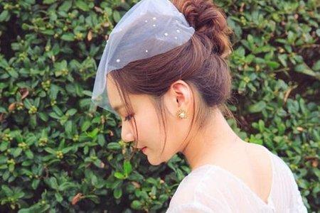 婚紗照造型服務