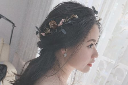 Monica子縜-宜臻新娘