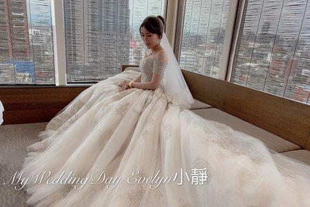 Evelyn小静-曼如新娘