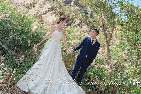 Evelyn小靜-ming新娘