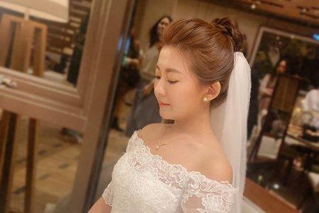 Monica子縜-梅倫新娘