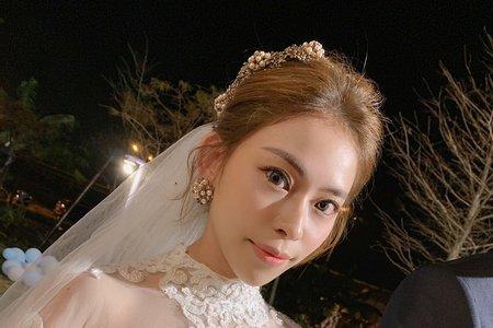 Evelyn小靜-家琪新娘