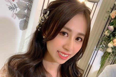 Evelyn小靜-秀芳新娘