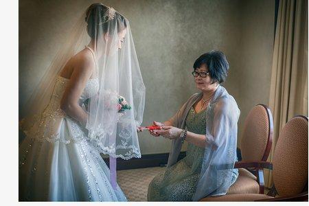 婚攝羊小涵女攝影師|台南婚攝大億麗緻酒店