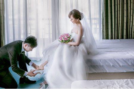 婚攝羊小涵女攝影師|高雄圓山飯店