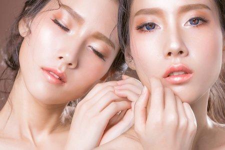 Hannah 涵娜 / Art  Stylist_乾淨名媛裸妝