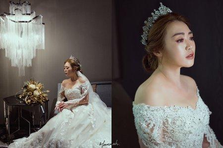 新娘秘書|婚宴造型-台鋁MLD晶綺盛宴-銀河廳
