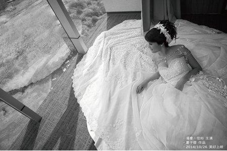 婚攝:新莊五股頤品大飯店