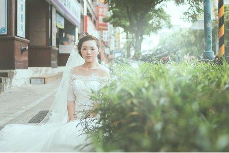 婚攝:新北三峽溪東社區活動中心流水席辦桌