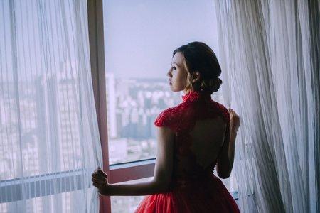 婚攝:台中裕元花園酒店文定+迎娶訂結雙儀式+球愛物語願望廳晚宴