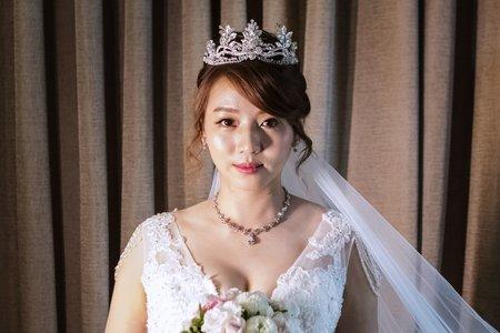 婚攝:DARLING(台北忠孝彭園前衛夢幻廳午宴)