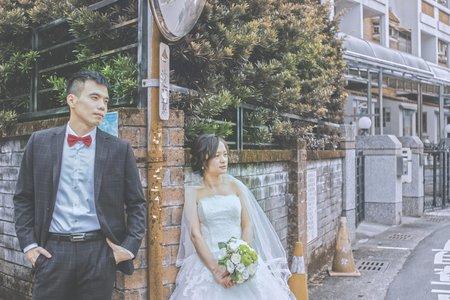 婚攝:基隆市長榮桂冠酒店+水園會館晚宴