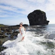 法國婚紗攝影:徐莉