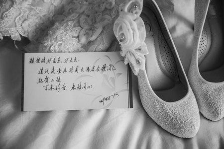 敍倫&玉青  台北花園大飯店/午宴
