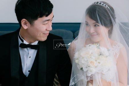 【婚禮紀錄】柏+虹=活力早餐雙人組