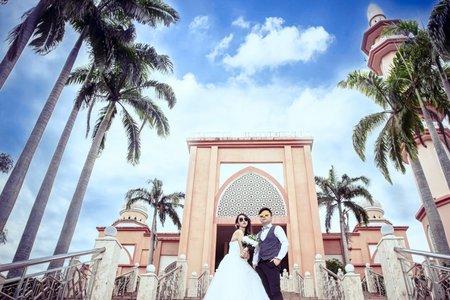 Pre Wedding Vincent & Jey
