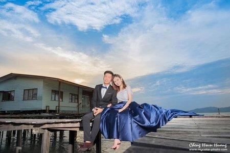 Pre Wedding-Jasmine & Calson