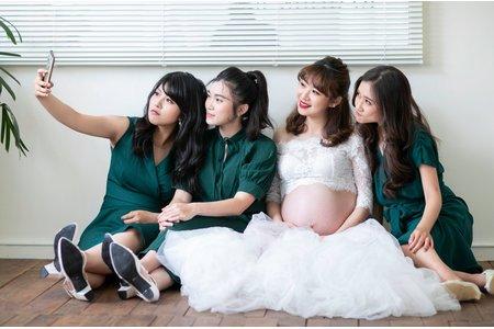 孕婦寫真-Irene