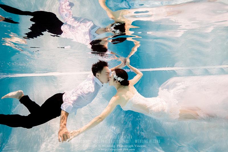 Vincent Wedding 婚禮錄影