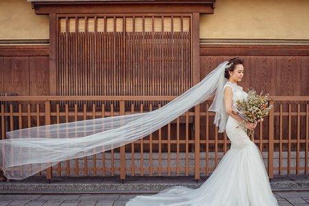 【日本婚紗】AH&MR 日本自助婚紗