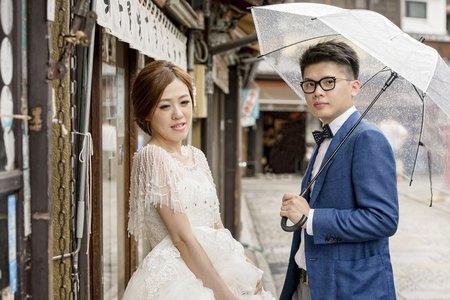 【日本婚紗】 Yunpeng&Yaya 東京自助婚紗