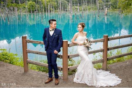 【北海道婚紗】2018有開團喔