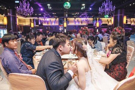 結婚迎娶儀式+午宴