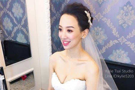 『白紗造型-妍叡』