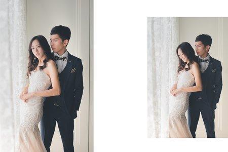 台中自助婚紗包套●小田甜