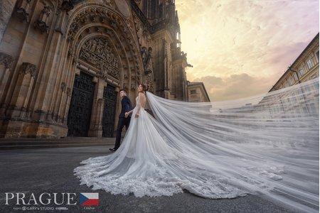 舒馬克。海外婚紗。布拉格。法國。巴黎。