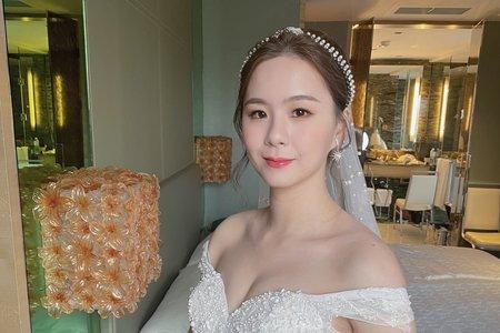 新竹喜來登飯店美麗的新娘