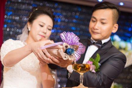 【結婚婚禮紀錄】 育倫&妙華