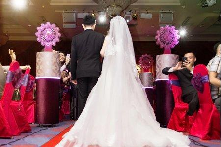 【結婚婚禮紀錄】 松翰~沛棛