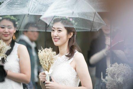 台北戶外婚禮-天使分享咖啡店