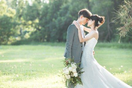 仙仙清新婚紗外拍