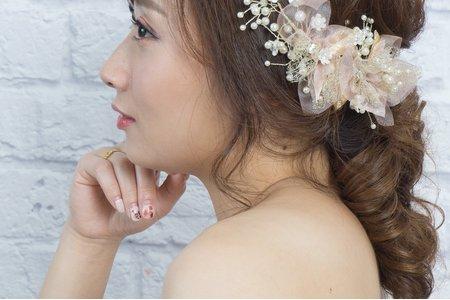 韓式風格新娘