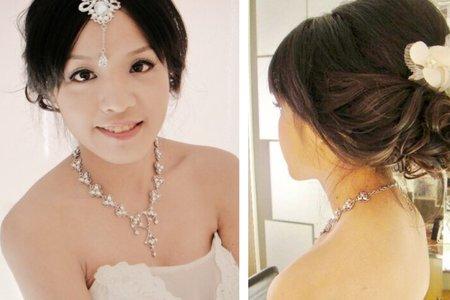 Tifa make up~大眼汪汪新娘,台中新秘