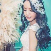台中新秘Tifa /整體造型,自助婚紗!