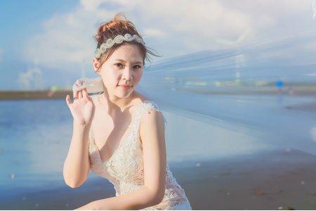 Tifa make up studio~自然風格,婚紗外拍,台中新秘