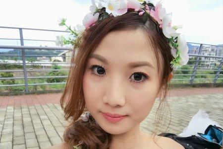 Tifa make up studio~婚紗外拍,台中新秘