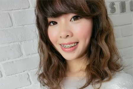 Tifa makeu up studio~甜美娃娃波浪捲髮造型