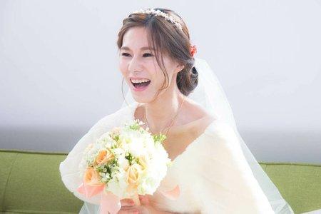 Tifa make up studio~儷萱新娘/迎娶造型