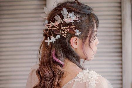 Tifa make up~浪漫甜美造型