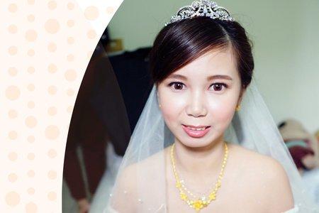 Tifa make up studio~品君bride訂/結婚造型