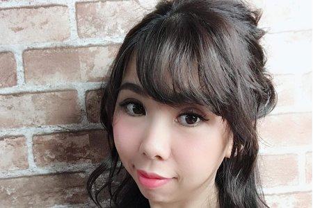 Tifa makeup ~素人改造新娘造型