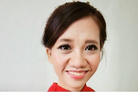 Tifa makeup~孟娟文定