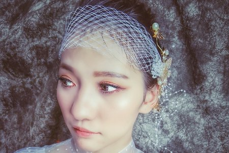 Tifa makeup~創作妝容