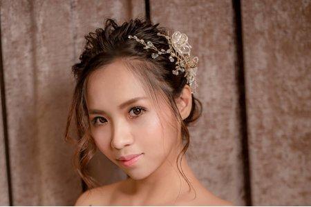 Tifa makeup~婚紗拍樣